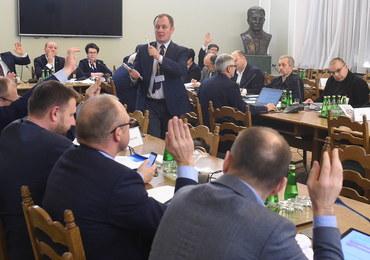 Komisja za powoływaniem siedmiu członków PKW przez Sejm
