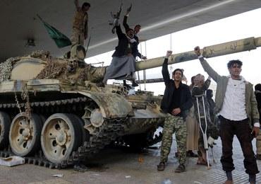 Były prezydent Jemenu zamordowany. Obecny wzywa do walki z rebeliantami