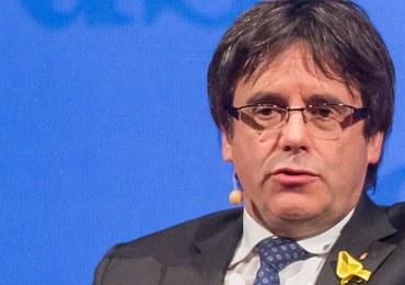 Hiszpański Sąd Najwyższy wycofał Europejski Nakaz Aresztowania Puigdemonta