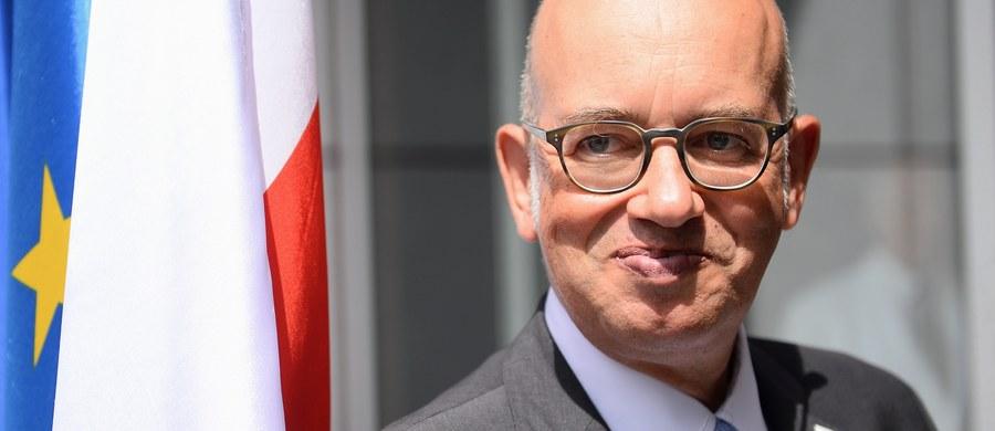 """Sprawa caracali nadszarpnęła nasze zaufanie do Polski - mówi ambasador Francji Pierre Levy w rozmowie z """"Rzeczpospolitą"""". To nie był zwykły kontrakt, ale propozycja strategicznego partnerstwa - dodał."""