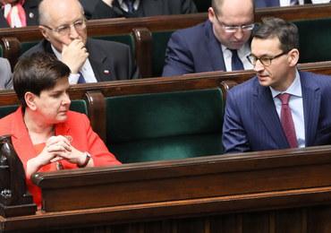 W czwartek decyzja ws. Szydło i Morawieckiego? Zbierze się Komitet Polityczny PiS