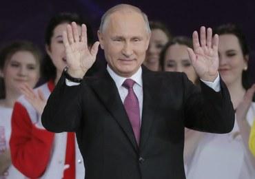 Władimir Putin zdecydował, czy wystartuje w najbliższych wyborach prezydenckich