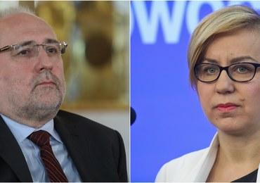 Hennig-Kloska: Szydło zostanie twarzą destrukcji państwa. Długi: W Sejmie była dziś hucpa