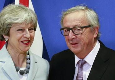 Juncker: Jest porozumienie w sprawie pierwszej fazy rozmów dotyczących Brexitu