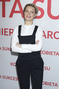 Paulina Gałązka na wysokich obrotach