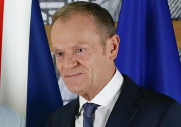 Tusk skomentował desygnowanie Morawieckiego na premiera
