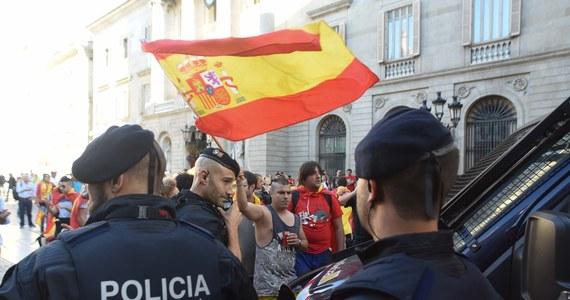 e934d9672afaa Związek Zawodowy Policjantów Katalonii (SPC) oskarżył regionalny rząd