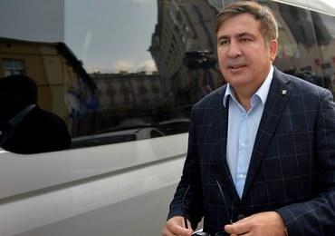 Micheil Saakaszwili został zatrzymany