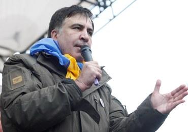 """Saakaszwili rozpoczął głodówkę. """"Zostałem aresztowany przez bandycką władzę"""""""