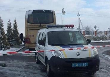 Pod polski autokar na Ukrainie podłożono ładunek wybuchowy. MSZ: Kolejne antypolskie zdarzenie