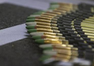 Gdańsk: Broń i 13 tys. sztuk amunicji znaleziono w domu 54-latka