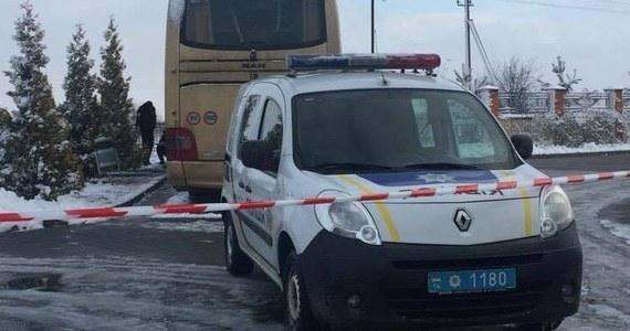 Podłożenie ładunku wybuchowego pod polskim autobusem w okolicach Lwowa traktowane jest w śledztwie jako akt terrorystyczny – oświadczyła Służba Bezpieczeństwa Ukrainy (SBU).