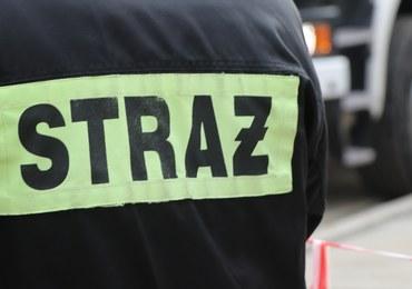 Śląskie: 9 osób ewakuowanych z powodu czadu