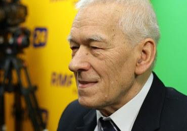 Kornel Morawiecki o synu-premierze: Oczekuję, że jego expose wzniesie się ponad partyjne podziały