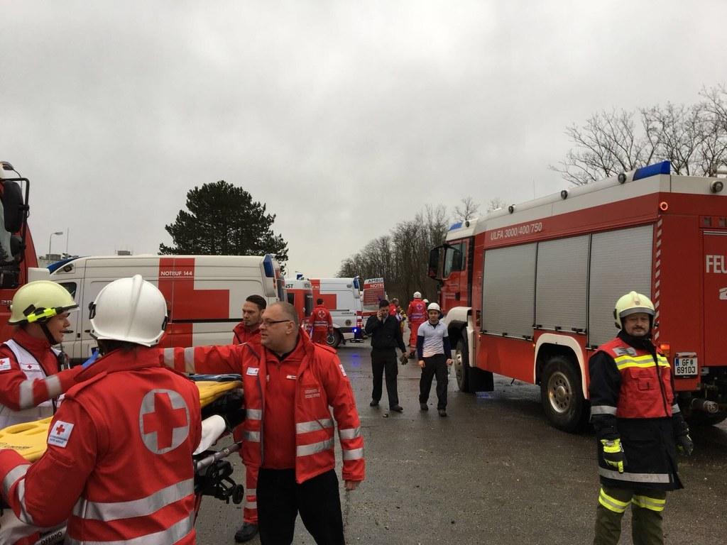 Fot. MOETZ/Rotes Kreuz Niederösterreich (Czerwony Krzyż Dolnej Austrii)/HANDOUT