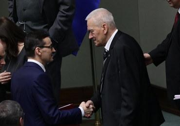 Kornel Morawiecki o expose syna: Za dużo konkretów