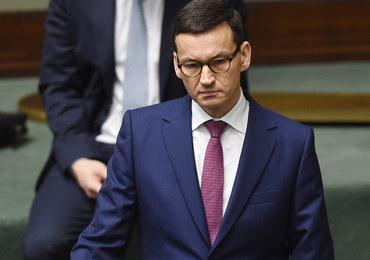 Premier Morawiecki zdecydował, co zrobi z posiadanymi akcjami BZ WBK