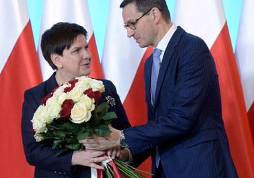 Twitterowy debiut Mateusza Morawieckiego jako premiera
