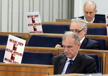 Senatorzy zakończyli debatę nad nowelą ustawy o KRS. Następny punkt - SN