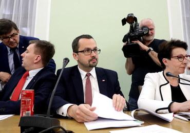 Komisja przyjęła poprawki PiS ws. wyborów. Krytyka ze strony opozycji i PKW