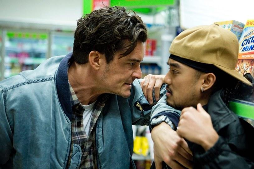 """""""Gniew"""" to szczery do bólu film o traumie i sile wybaczenia ze znakomitą rolą Orlando Blooma."""
