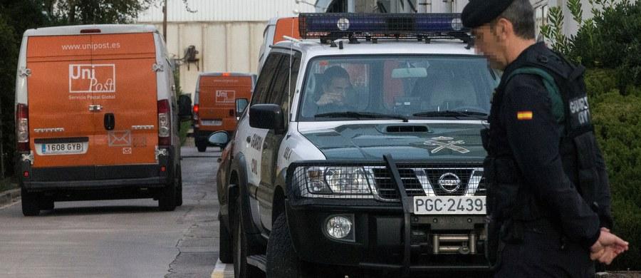 Na terenie Hiszpanii powadzona jest obława na mężczyznę, który zastrzelił w Aragonii trzy osoby, w tym dwóch funkcjonariuszy żandarmerii (Guardia Civil). Przed ucieczką napastnik zabrał policjantom broń palną.