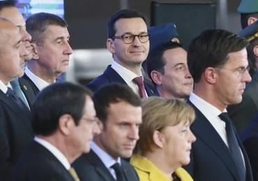 Morawiecki opuścił szczyt UE przed jego zakończeniem i wrócił do Warszawy