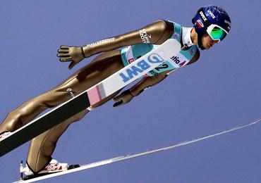 Skoki narciarskie: Sześciu Polaków awansowało do konkursu w Engelbergu