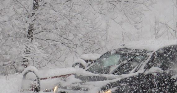 W południowej części Podkarpacia zrobi się biało. Wydano tam ostrzeżenie drugiego stopnia - w trzystopniowej skali - przed intensywnymi opadami śniegu.
