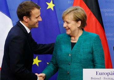 Media: Niemcy i Francja chcą samodzielnie wprowadzić poważną zmianę w Unii Europejskiej