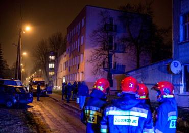 Tajemniczy wybuch w Łodzi, są ranni