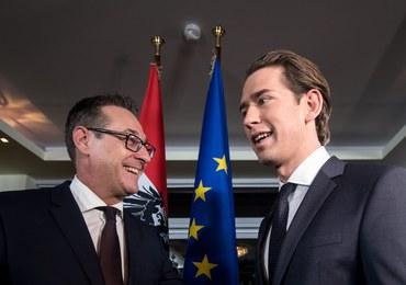 """Austria: Program nowego rządu zdecydowanie prounijny. """"Żadnego Auxitu"""""""
