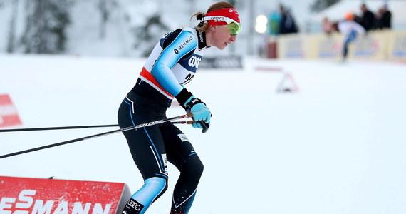 Justyna Kowalczyk zajęła 37. miejsce w biegu na dochodzenie na 10 km techniką klasyczną narciarskiego Pucharu Świata w Dobbiaco. Triumfowała Norweżka Marit Bjoergen. Polka, która do rywalizacji przystąpiła z 49. pozycji, straciła do niej 2:41,3 s.