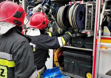 Świętokrzyskie: Cztery osoby w szpitalu po wybuchu gazu