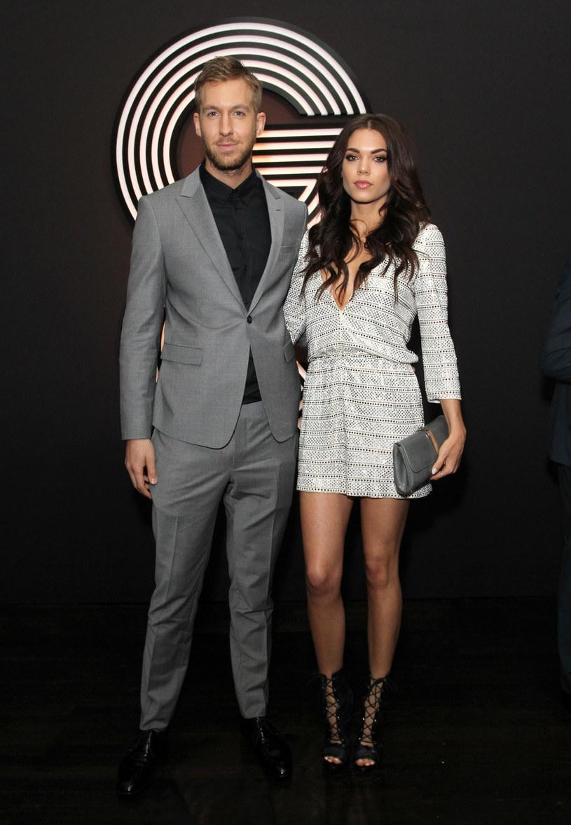 Stara miłość nie rdzewieje - po rozstaniu z Taylor Swift szkocki DJ Calvin Harris ponownie związał się z modelką Aariką Wolf.
