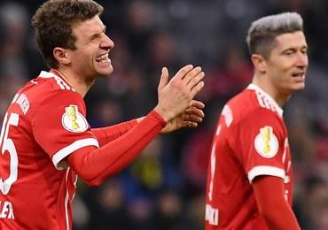 Puchar Niemiec: Bayern pokonał Borussię awansował do ćwierćfinału