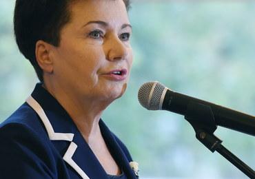 Hanna Gronkiewicz-Waltz odpowiada komisji ds. reprywatyzacji