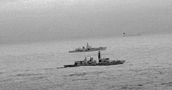 """Okręt Jej Królewskiej Mości (HMS) St Albans eskortował w poniedziałek wielozadaniową rosyjską fregatę nowej generacji """"Admirał Gorszkow"""", która w okresie świąt przybliżyła się do wód terytorialnych Wielkiej Brytanii - podał brytyjski minister obrony Gavin Williamson."""