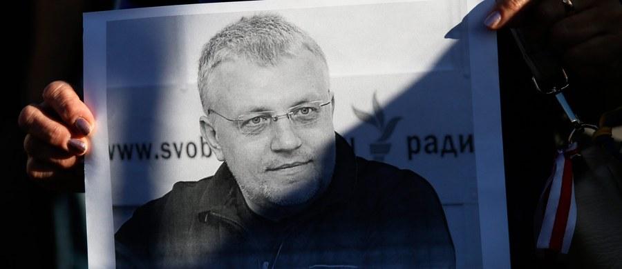 Szef Narodowej Policji Ukrainy Siergiej Kniaziew przyznał, że jak na razie służby nie mają podejrzanych w sprawie zamachu na dziennikarza Pawła Szermeta. Mężczyzna zginął 20 lipca 2016 roku w wybuchu bomby w Kijowie.