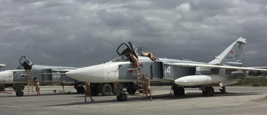"""Rosja zaczęła ustanawiać stalą obecność w swych bazach w porcie Tartus i w bazie lotniczej w Hmejmin w Syrii - oświadczył we rosyjski minister obrony Siergiej Szojgu, cytowany przez agencję RIA. """"W zeszłym tygodniu naczelny dowódca sił zbrojnych (prezydent Władimir Putin) zatwierdził strukturę i bazy w Tartusie i Hmejmim. Zaczęliśmy tam tworzyć stałą obecność"""" - oświadczył Szojgu."""