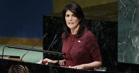 Zaaprobowany w niedzielę przez Zgromadzenie Ogólne ONZ operacyjny budżet tej organizacji na lata 2018-19 w wysokości 5,4 mld dolarów jest mniejszy o 5 proc. w porównaniu z poprzednim. Jest to rezultat redukcji składki USA - poinformowała agencja Associated Press.