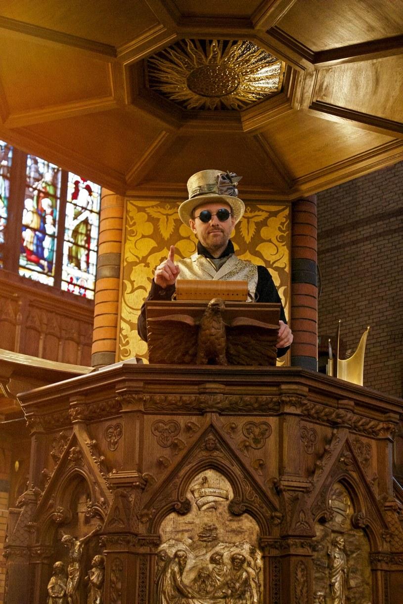 """""""Temple Of New Jerusalem"""" - to tytuł pierwszego singla z nowej płyty Therion."""