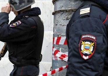 Wybuch w supermarkecie w Petersburgu. Są ranni