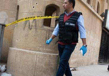 Zamach na kościół koptyjski w Egipcie. Zginęło co najmniej 10 osób