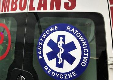 Warszawa: Miejski autobus zderzył się z osobówką. Dziecko wśród poszkodowanych
