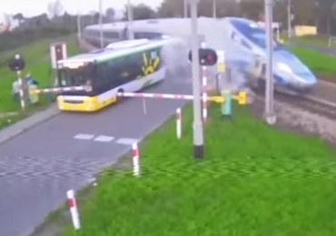 Jest akt oskarżenia przeciwko kierowcy, który doprowadził do zderzenia autobusu z Pendolino
