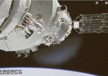 Marzec 2018. Wtedy o Ziemię ma rozbić się chińska stacja kosmiczna