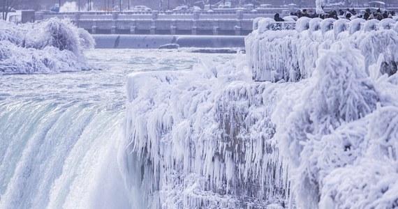 Tak mroźnego początku roku nie było w USA od lat. W północnych i środkowych stanach zanotowano najniższą od prawie wieku temperaturę! Mróz utrzymujący się na wschodnim wybrzeżu sprawił z kolei, że zamarzła część wodospadu Niagara.