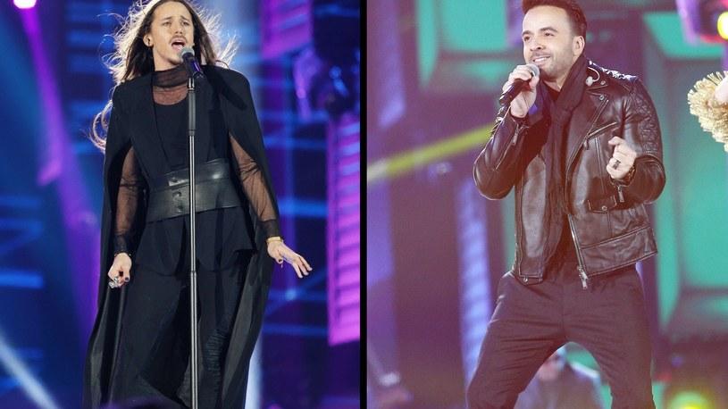 """""""Despacito"""" Luisa Fonsiego i Daddy Yankee'ego, a także piosenka """"Don't Poison Your Heart"""" Michała Szpaka zostały uznane przez czytelników Interii za zagraniczny i polski przebój roku."""