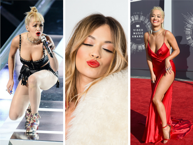 Użytkownicy Interii zdecydowali, że na tytuł najseksowniejszej zagranicznej wokalistki zasługuje Rita Ora.